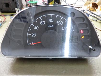 キャリィ DA63 スピードメーター動かない 修理