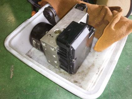 BMW Z3 E36 ABS&ASC コントロールユニット修理