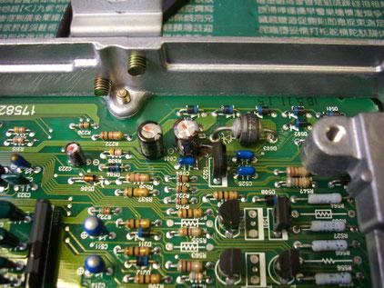 1KZ-TE A/T ECU 修理 89661-60250(175800-1294)