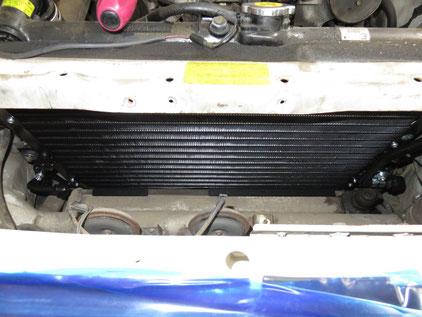 サバンナRX-7 FC3C エアコン修理 コンデンサ