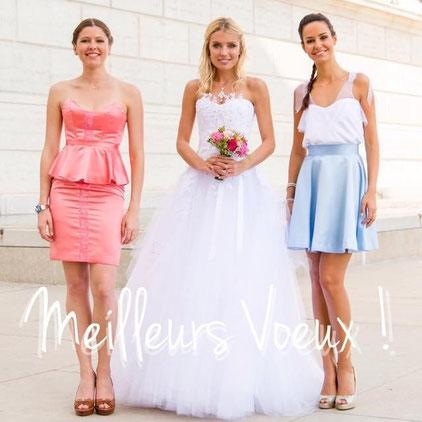 Robe de mariée sur mesure Lyon - Ludivine Guillot