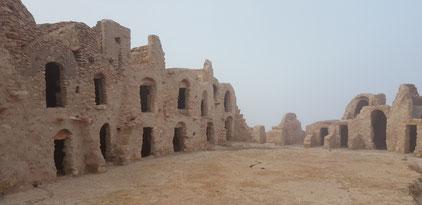 Ksar dans le sud tunisien | LEGMI Race