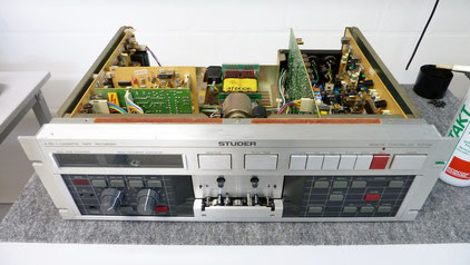 Studer A721 Studio Tape Deck