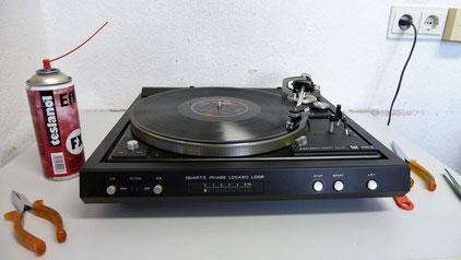 Dual CS 631 - Schwerpunktgerät bei AudioContour