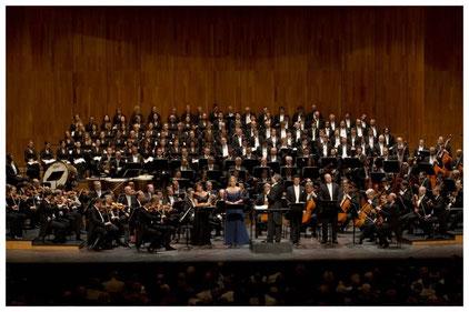2013 Salzburger Festspiele, Verdi Requiem, Muti, Konzertvereinigung Wiener Staatsopernchor, Foto: Lelli