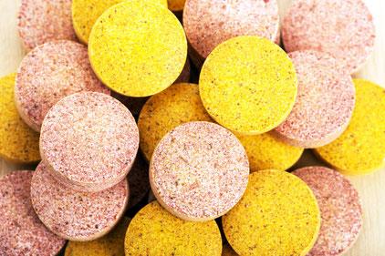 Vitamin C Tabletten zur Senkung des Harnsäurewertes bei Gicht