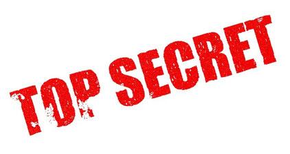 70% geheim - nur 30% öffentlich