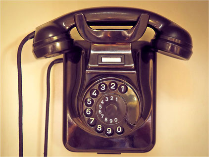 Das gute alte Telefon gewinnt wieder an Bedeutung. Bild: pixabay.com