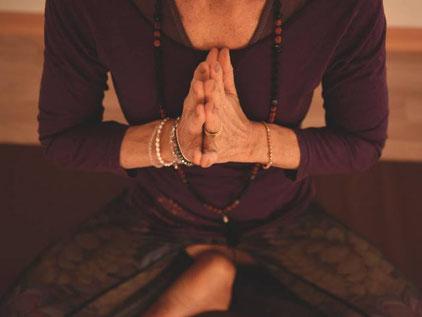 Gaby Sennhauser bietet ihre Yoga-Lektionen neu im FZW Wetzikon an. Bild: yogayou.ch
