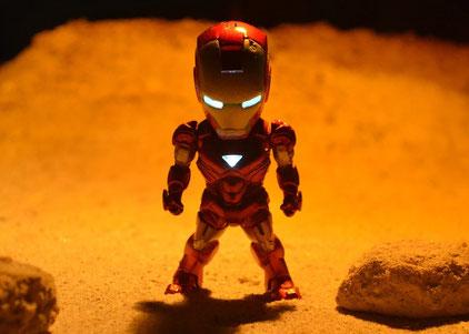 Iron Man - Der Mann aus Eisen. Ein Vorbild auch für dich?