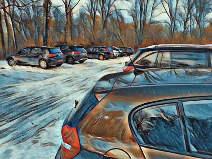 salzburg flughafen parken