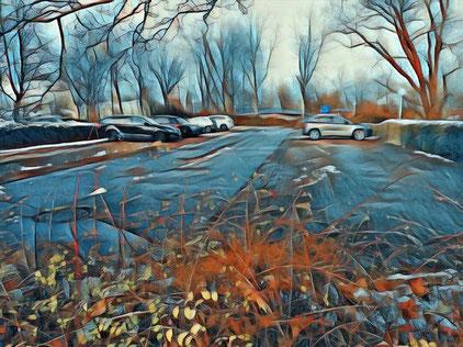 flughafen salzburg parkplatz