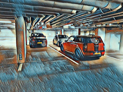flughafen genf parkhaus