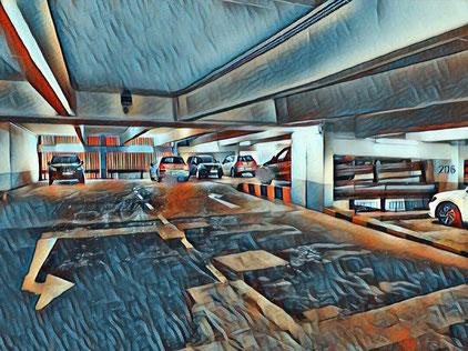 geneve parking aeroport