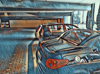 parkhaus flughafen salzburg