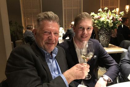 Met sommelier Steven Van Roemburg