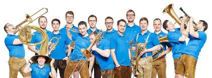 Woody Blech Peckers beim 67. Arlberger Musikfest von 14. bis 16. Juli 2017 in Lech am Arlberg