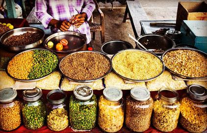 Indische Küche mit traditioneller Zubereitung in Lörrach