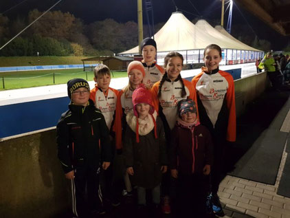 1. NRW Pokal Rennen Grefrath 11/2017