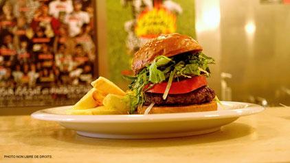Hamburger japonais, Kobe