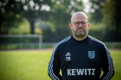 SC-Trainer Sven Reinke