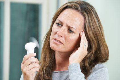 Tabletten gegen Schwitzen bei Hyperhidrose