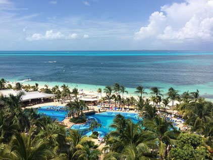 All inclusive Hotel Cancun RIU Caribe Mexiko