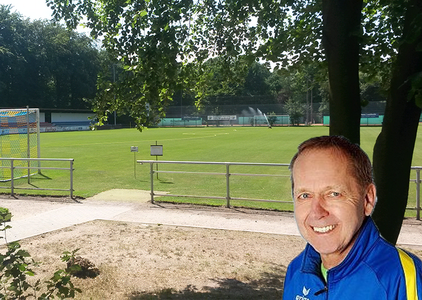 Jürgen Meins: 1. Vorsitzender - Sportlicher Vorstand