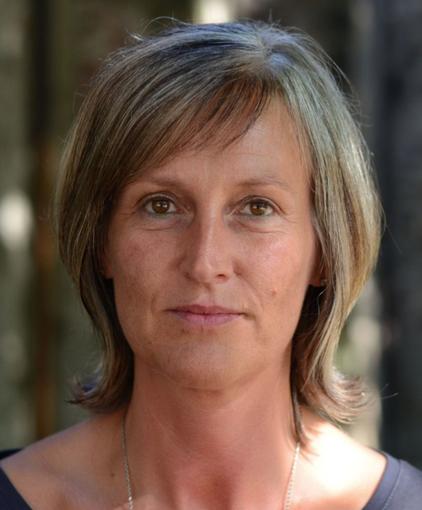 Katrin Baier ist die ärztliche Leiterin des Impfzentrums des Landkreises Börde