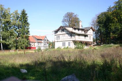 Wiserweg 2,  Aufnahme 2011 von W. Malek