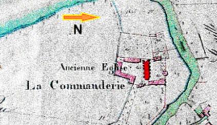 Cadastre napoléonien de 1837