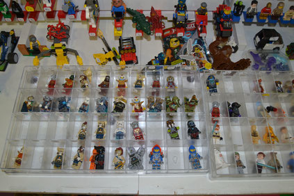figurines lego chima locatroc family