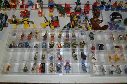 figurines lego chima locatroc family