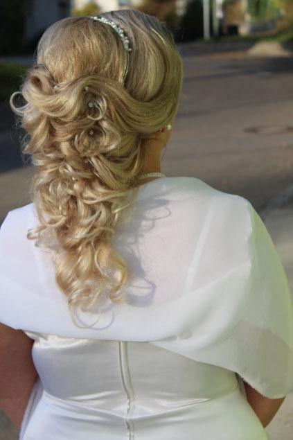Braut von Hairdesign by Winkler Friseur Rehling