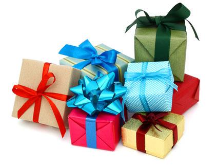 compra los regalos con tiempo - AorganiZarte.com