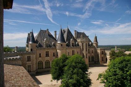 Château de Montaigne à 10 mn du camping