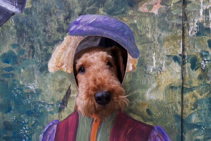 Airedale Frodo-Spencer