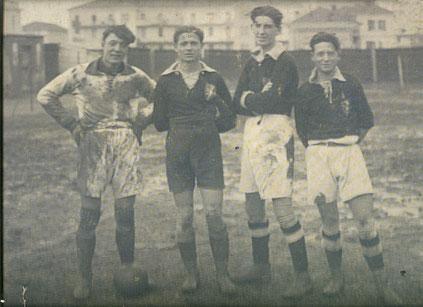 1920 circa Campo Fornaci