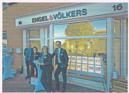 Neues Engel & Völkers Büro in Kaltenkirchen, Holstenstraße 16