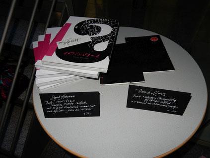 Ein Kunstbuch, ein künstlerisches Buch, ein Buch mit Kunst