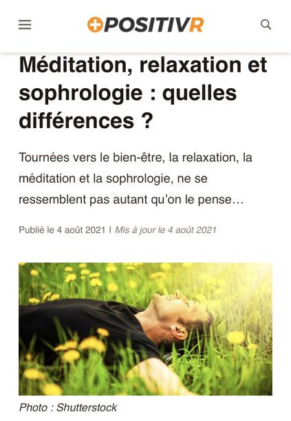 Gaëlle Piton auteure sophrologue coach et instructrice en méditation de pleine conscience à Saint-Denis.
