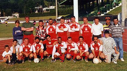 Saison 1994 / 1995