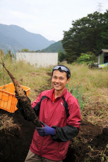 農業体験 体験農場 自然栽培 野菜作り教室