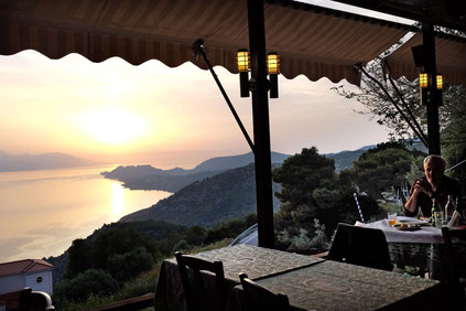 Taverna Edem Perachora Peloponnes Griechenland