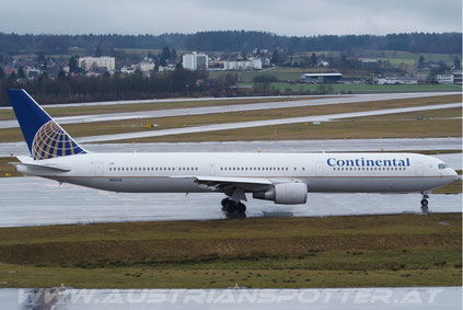 Continental Airlines   1934 - 2011