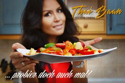 Thai Baan Kochservice; Mietkoch; Yupin Seidel; Kochkurs; Thai Küche; Thai Food