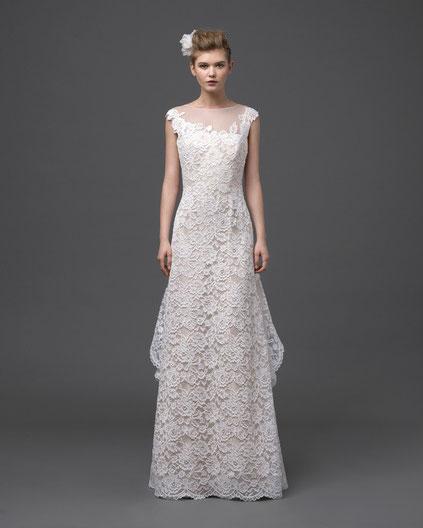 Robe de mariée Alberta Ferreti 2015