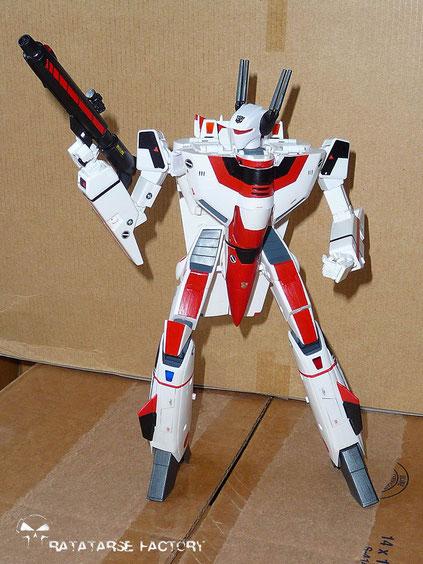 1/60 v2 Autobot Jetfire Custom - Ratatarse Factory