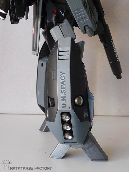 1/60 VF-1J Stealth Type Custom - Ratatarse Factory