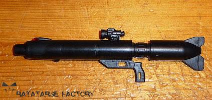 1/60 v2 custom gunpod for Jetfire - Ratatarse Factory